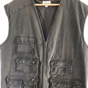London Fog Safari Vest